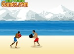 Boxing-game-on-the-beach