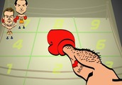 Boxing-game-met-chriffres