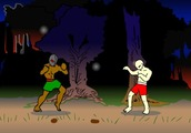 Thai-boxing-spel